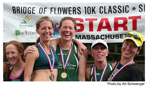 Bridge of Flowers 10K Classic