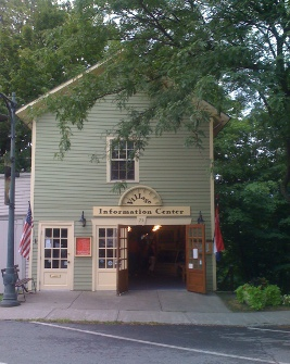 Shelburne Falls Visitor Information Center