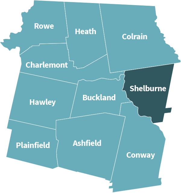 Shelburne map